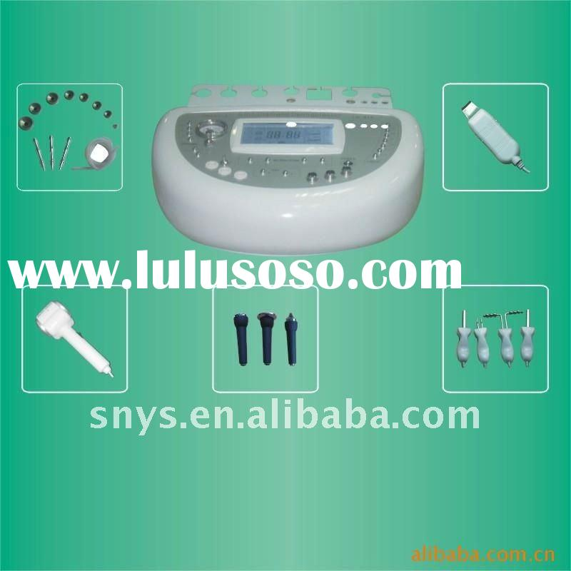 Newest crystal diamond microdermabrasion peel beauty equipment with skin care beauty machine