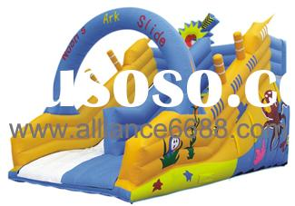 Noah's Ark Slide inflatable jumper slide moonwalk