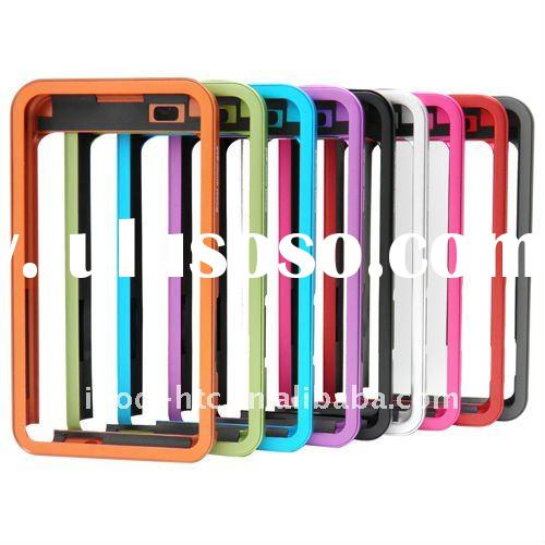 Noble Aviation aluminum Frame Bumper Case hard Skin Cover for Samsung i9100 Galaxy S2 II accessories