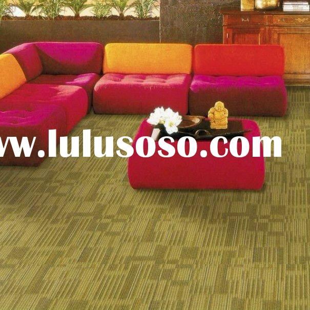 Nylon office carpet tile Even