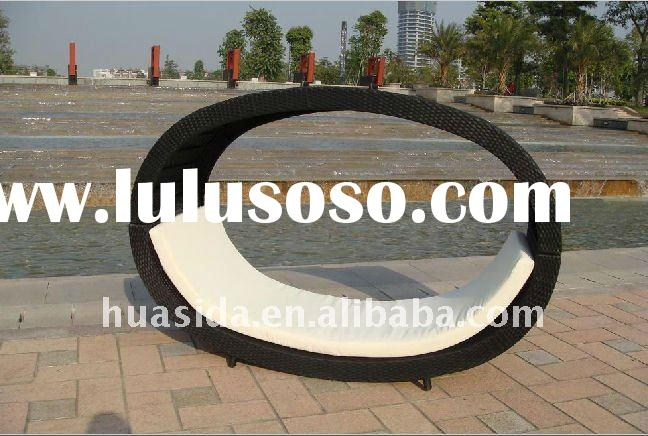 Outdoor Furniture Rattan Chair Lounge Chair recycled plastic outdoor furniture