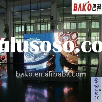 P10 5050 SMD full color outdoor led display screen