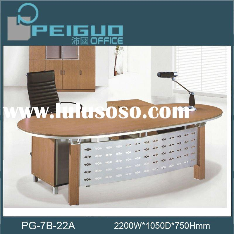 PG-7B-22A High class melamine home office furniture