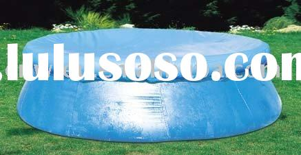 PVC Inflatable Round Quick Up Swimming Pool with Cover