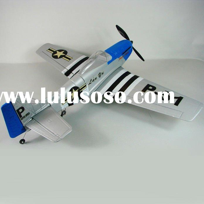 P-51 Mustang R/C Airplane TW-748-2