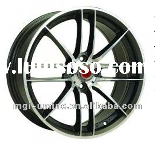 Perfect finish 14 inches new design alloy wheel for cars