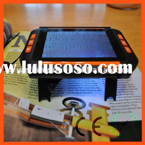 Portable Low Vision Electronic Video Magnifier KLN-RLCD35