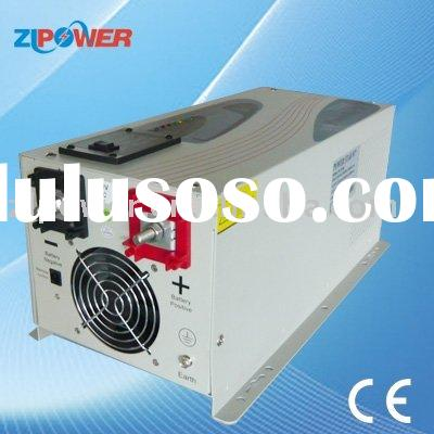 Pure sine wave solar inverter low frequency 6000w