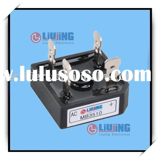 RECTIFIER, BRIDGE; THREE PHASE BRIDGE RECTIFIER; 200 V (MAX.); 275 V (MAX.); 35
