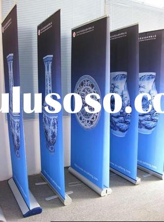 Rollup/banner stand/roll up