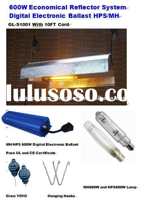 S1001-600W Grow Light/Hydroponics/greenhouse/kit/system/reflector