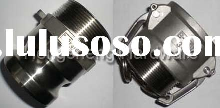 SS camlock fittings( victaulic couplings, coupling series) part F and part B