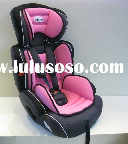 Safety car seat with ECER44/04 approval baby product