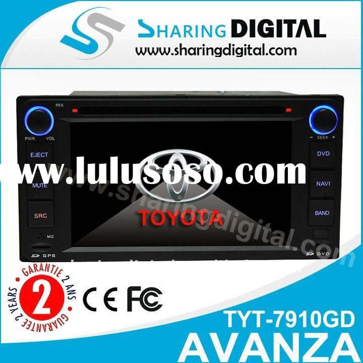 Sharingdigital In Dash Car DVD Player for TOYOTA AVANZA(2003-2010)