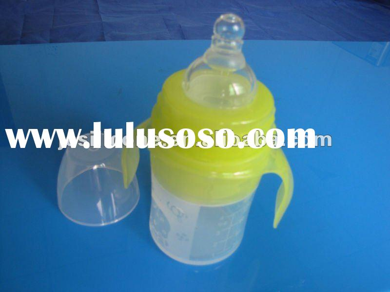 Silicone Baby Bottle with Nipple