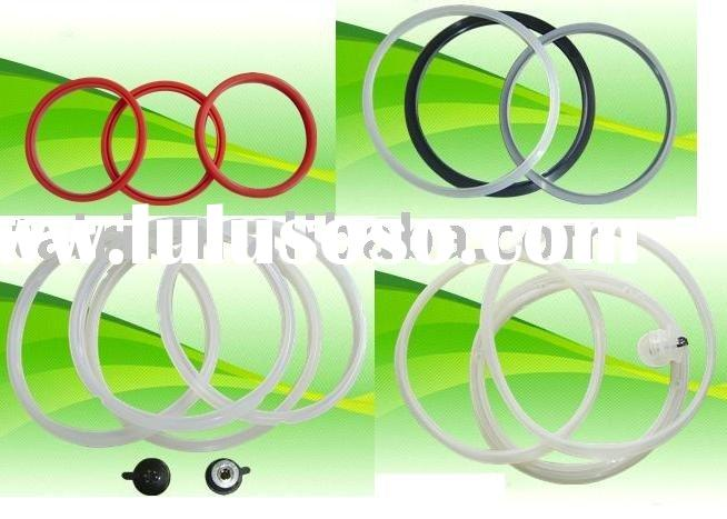Silicone Rubber Seal Rings for Pressure Cooker