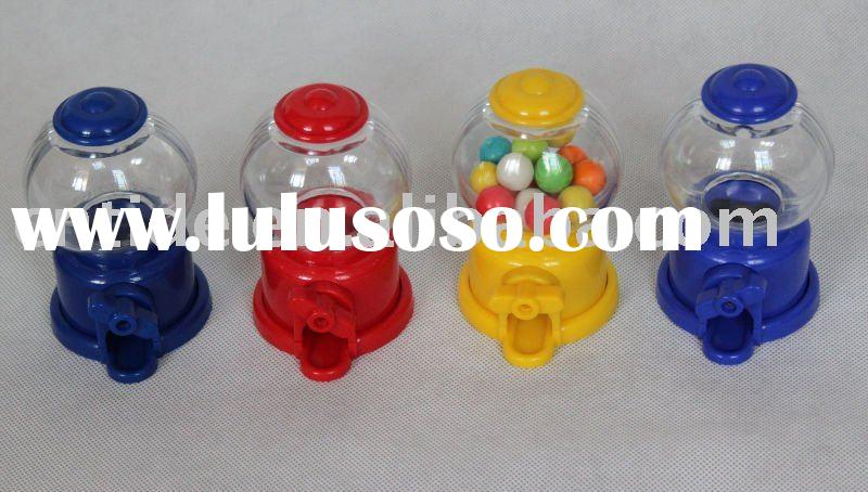 carousel gumball machine instructions