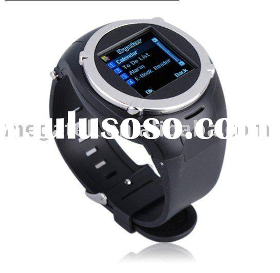Touch screen Watch Mobile phone with Camera