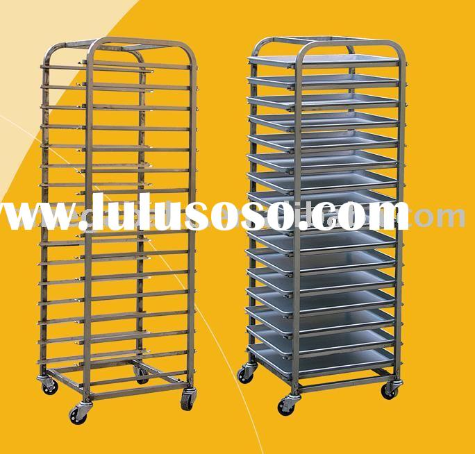 Trolley for Rotary Oven