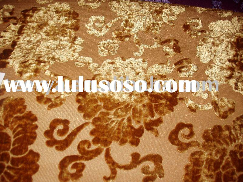 Velvet Fabric for Sofa