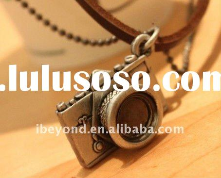Vintage camera necklace jewelry, camera necklace, camera pendant, camera charms