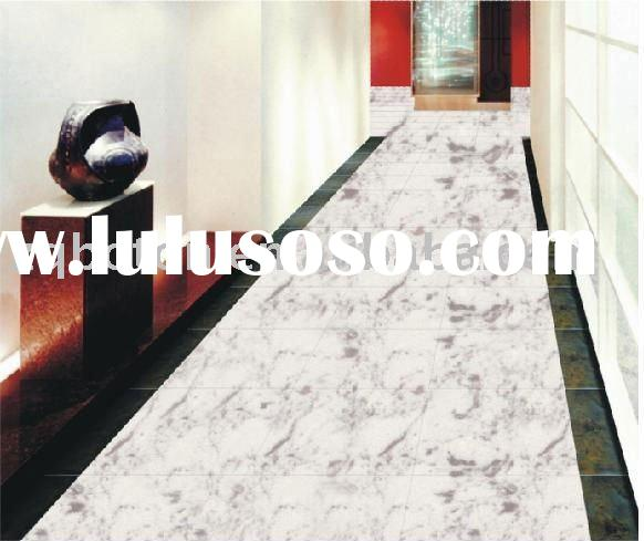 White Artificial Marble/ Agglomerate Marble Stone/ Composite Marble floor