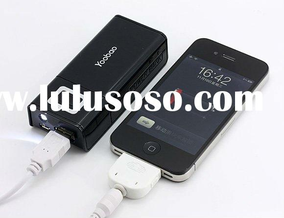 Yoobao portable Journey Power Bank(4800mah) for Mobile Devices, for iphone 4, for ipad