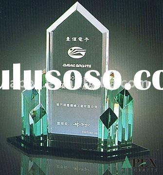 acrylic award/trophy