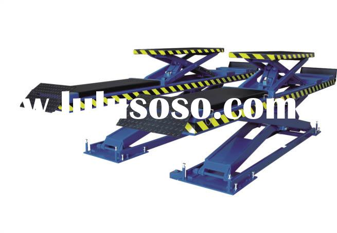 auto repair equipment- auto scissor lift