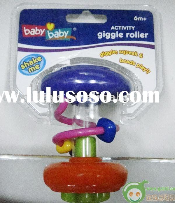 baby baby giggle roller/toy for kids/plastic toys/children toys