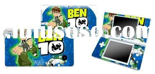 ben10 decal cover for ndsi,sticker for ndsl,skin decal for ndsi,cover for ndsi/ndsl,protector for nd