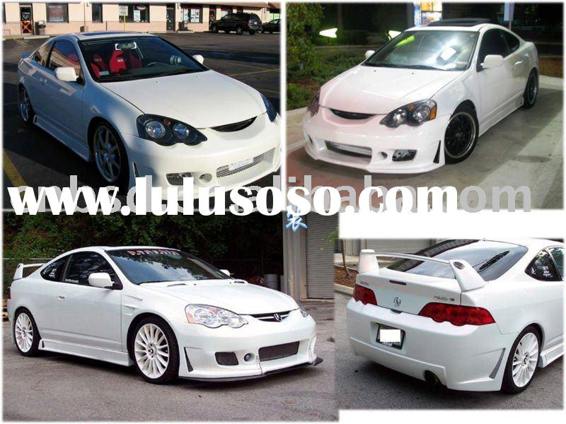 body kit for the Acura RSX of The Buddy Club 2 style