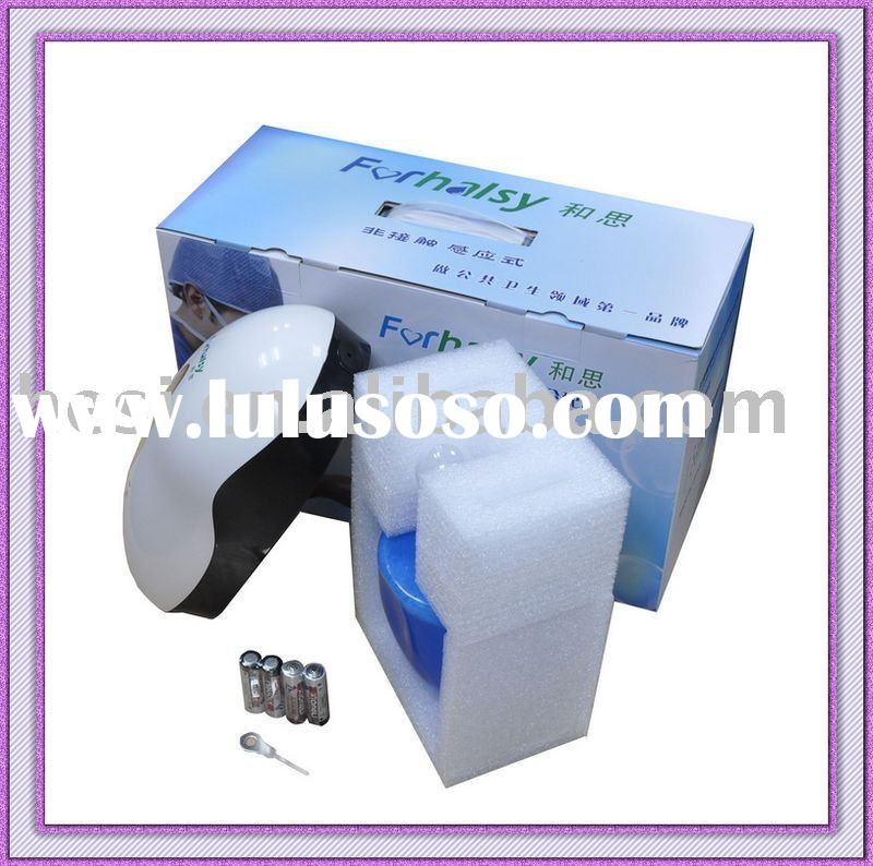 bulk liquid soap dispenser+800ml+public place+automatic foam soap dispenser