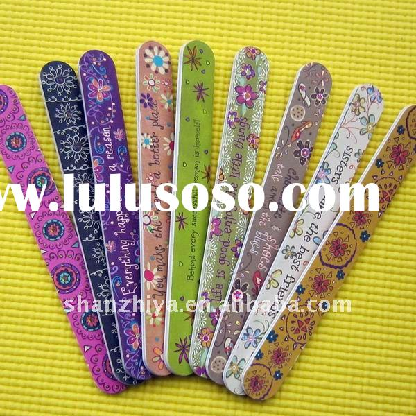colorful personalized useful nail art set shenzhen china 2012
