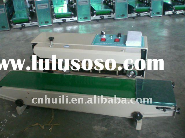 continuous band sealer , bag sealer, sealing machine