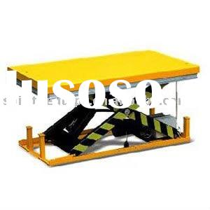 double scissor lift table / table lifter