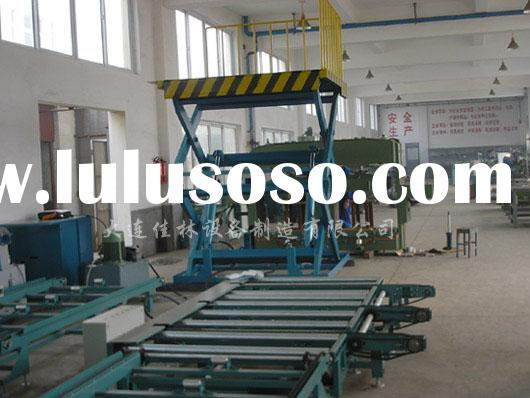 double-scissor type hydraulic lifting table