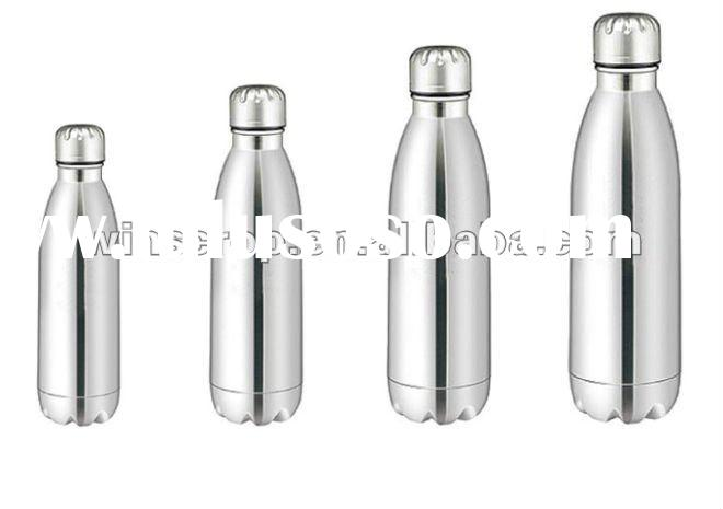 double wall stainless steel thermos bottle
