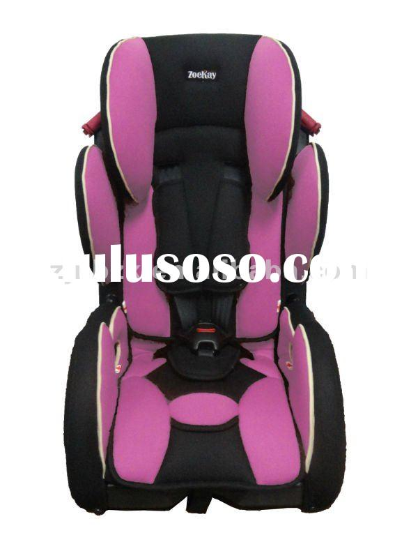 ece r44/04 certificated child car seat/baby car seat safety 9-36kg