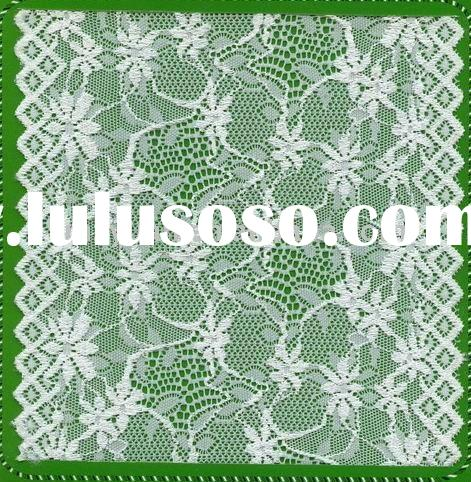 fashion tricot lace/elastic lace/stretch lace