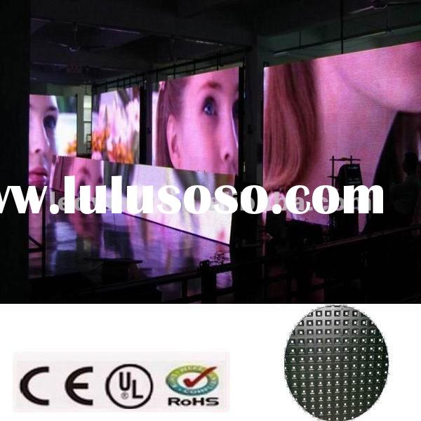 full color led video wall indoor