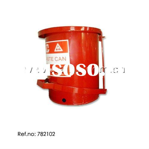 industrial waste bins ,fireproof waste bin , waste can
