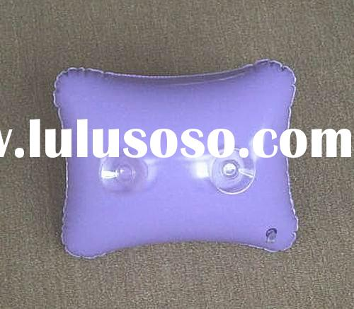 inflatable bath pillow,air pillow,inflatable product,inflatable toy,pvc inflatable item