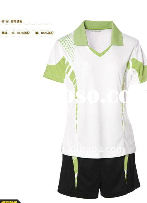 jersey volleyball uniform
