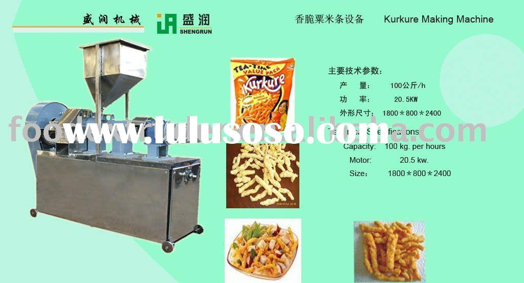 kurkure snacks food Processing Line