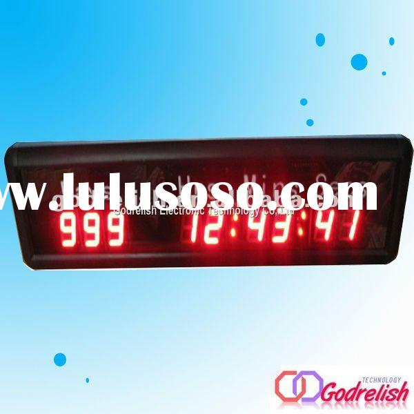led clock,led digital clock,led countdown clock,led count up clock
