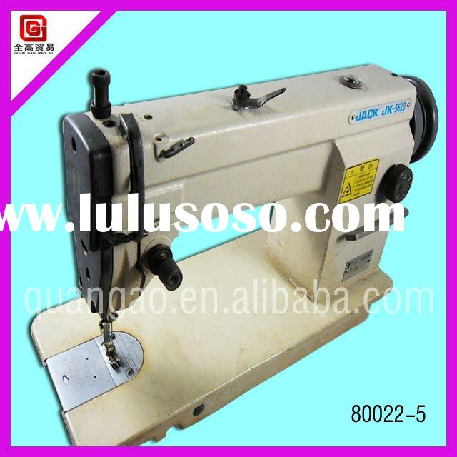 low price uesd JACK sewing machine