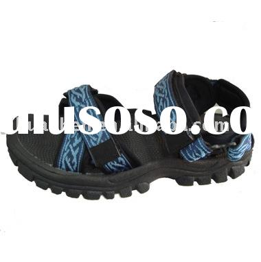 men's TPR sole summer sandals