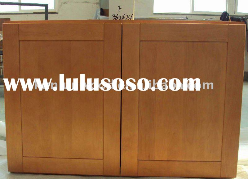 natural maple shaker wooden kitchen cabinet arch kitchen cabinet german kitchen cabinets ginger mapl