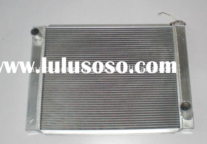 performance racing auto Aluminum Radiator for TOYOTA SURF HILUX 2.4/2.0 LN130 AT/MT with oilcooler (